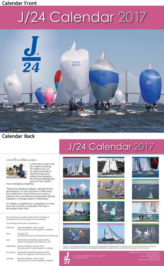 Calendar Front