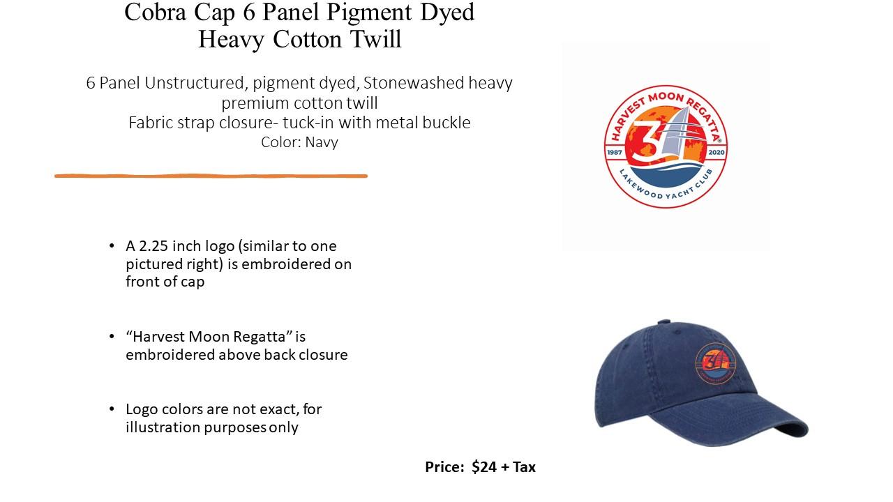 2021 HMR Navy Cap