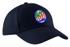 Blue CGRA Embroidered Hat
