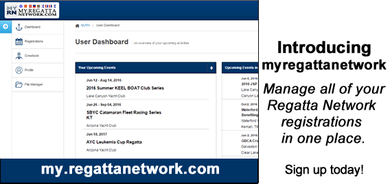 Introducing my.regattanetwork.com